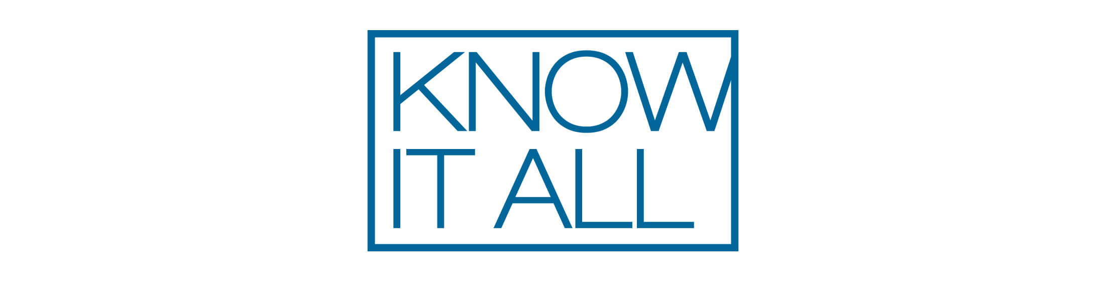 Know It All Magazine